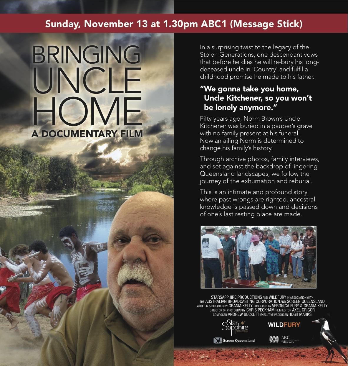 Bringing Uncle Home